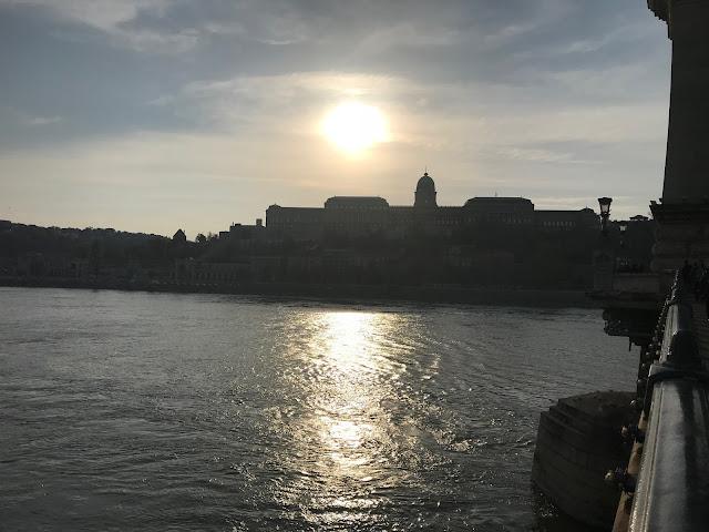 Budapest river views
