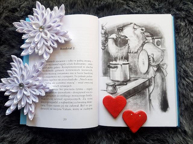 Serce na sznurku - Małgorzata Domagalik - książeczki dla dzieci - Wydawnictwo Wilga - Grupa Wydawnicza Foksal