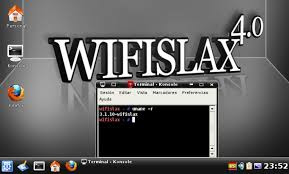 اليكم احدث إصدار من توزيعة Wifislax 4-10-1-final برابط مباشر