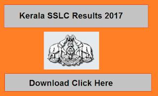 kerala board sslc result 2017