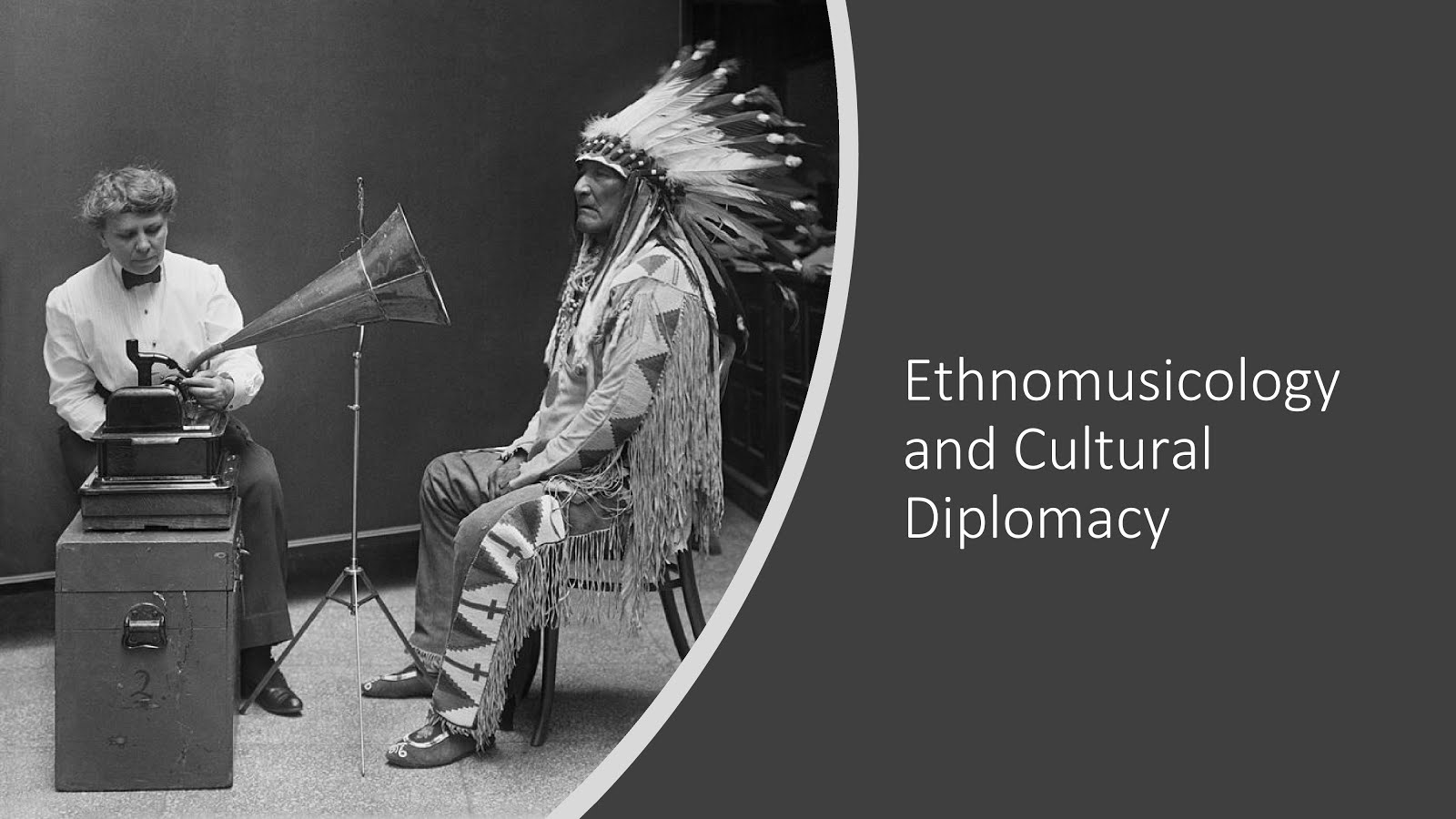 Ethnomusicology and Cultural Diplomacy