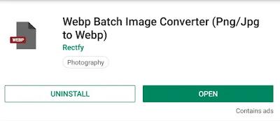 https://play.google.com/store/apps/details?id=com.rectfy.webpconverter