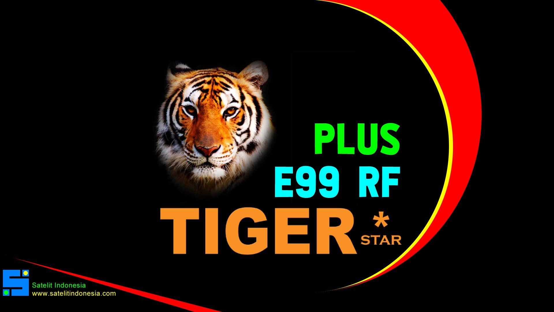 Software Tiger Star E99 Plus RF Update Firmware Receiver