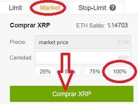 cómo comprar criptomoneda ripple barata