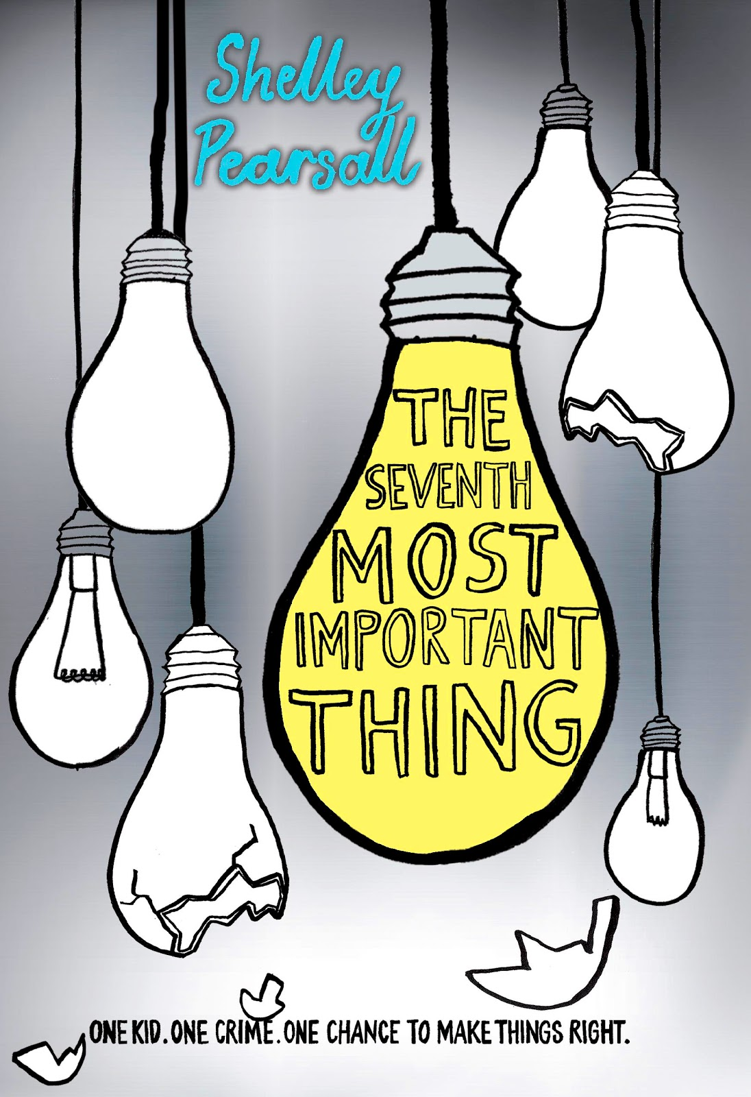 The Seventh Most Important Thing (Shelley Pearsall)