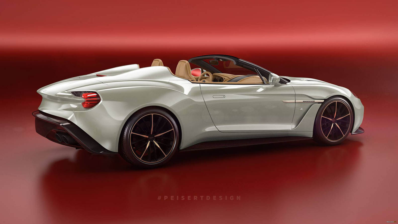 Aston Martin Vanquish Zagato Speedster Tipped For Limited