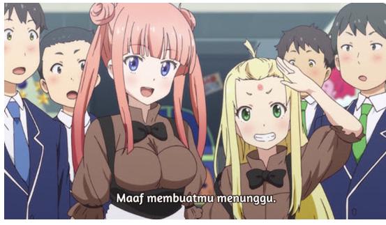 Download Anime Kono Bijutsubu ni wa Mondai ga Aru! Episode 11 Subtitle Indonesia