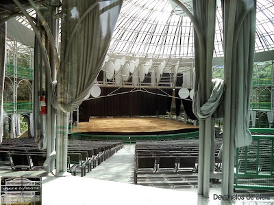 Ópera de Arame - Curitiba