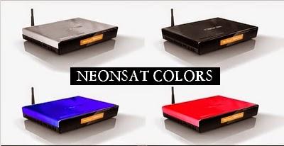 NEONSAT COLORS HD NOVA ATUALIZAÇÃO V C88 - 29/03/2019