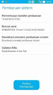 Cara Upgrade Android Melalui OTA Dan Manual