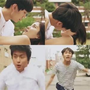 Sinopsis Drama Web Korea Webtoon Hero Tundra Show Ep 2 menceritakan tentang Sungmin yang sudah tahu nama gadis cantik pujaan hati, yakni Shin Hanna.