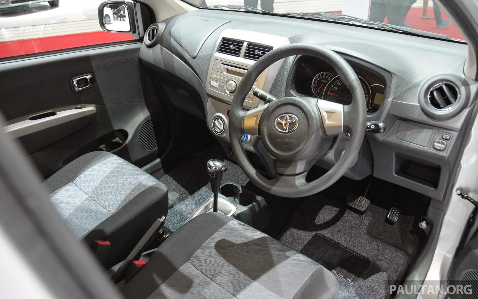 Interior New Agya Trd 2017 Grand Avanza E 2016 Gambar Modifikasi Mobil Modif