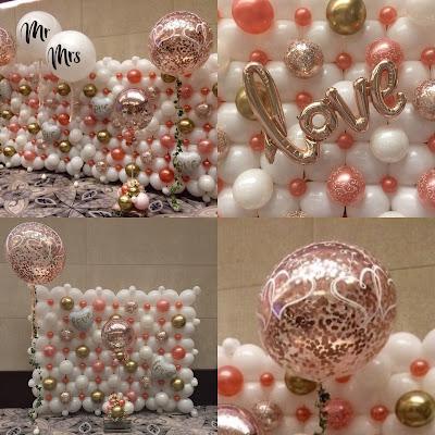 Balloon Decor by Sue Bowler CBA www.suebowler.com