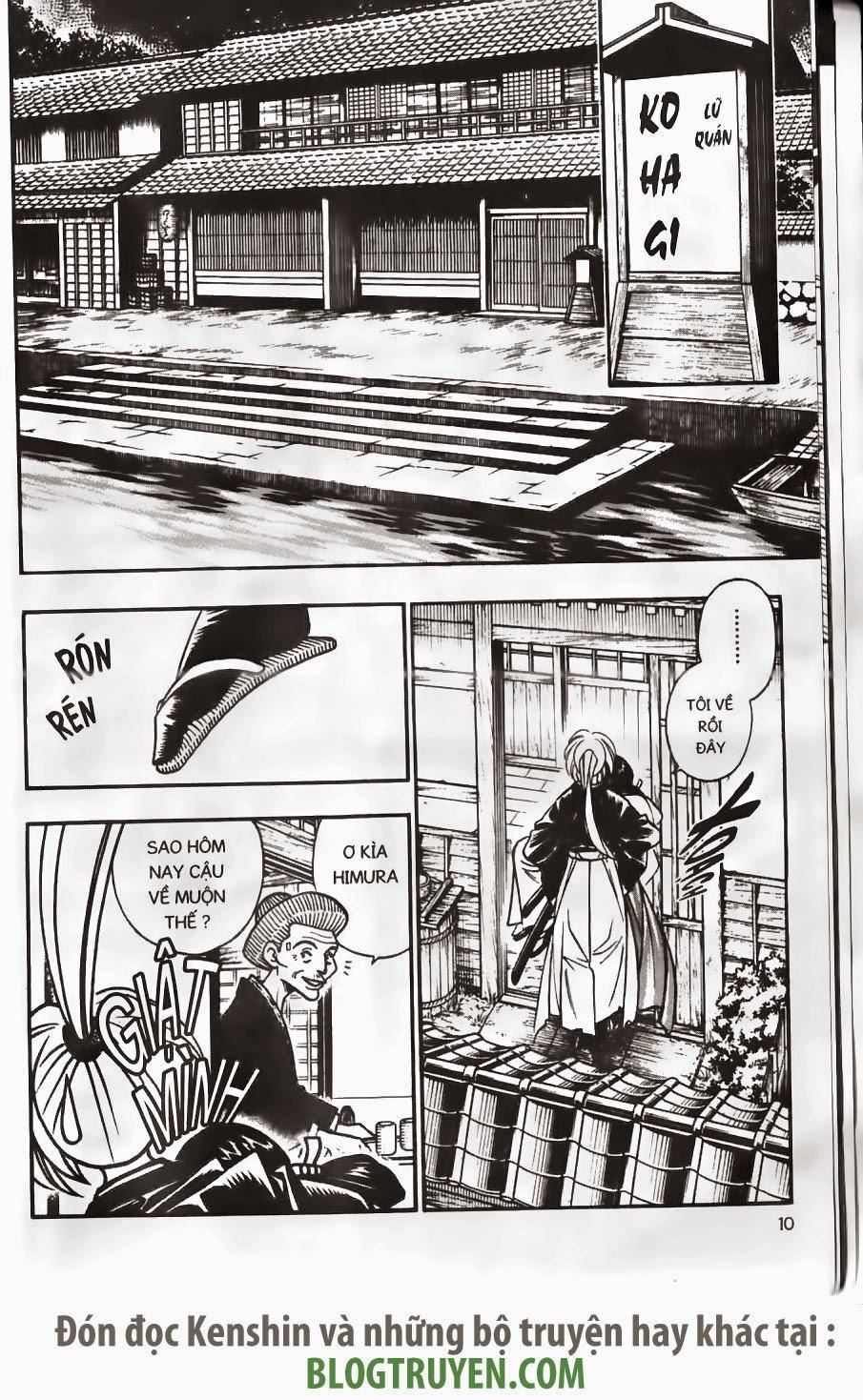 Rurouni Kenshin chap 168 trang 8