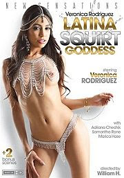 Latina Squirt Goddess (2016)