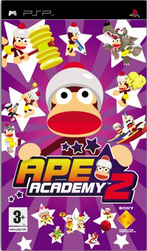 Game Ape Academy 2 (Europe) Iso Ppsspp For Android