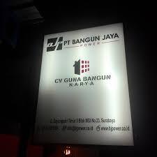 Loker Cirebon di PT. Guna Bangun Jaya