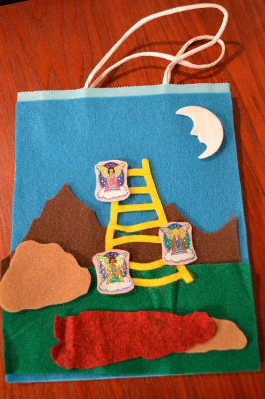 Bible Class Creations Jacob S Dream Gift Sack Story