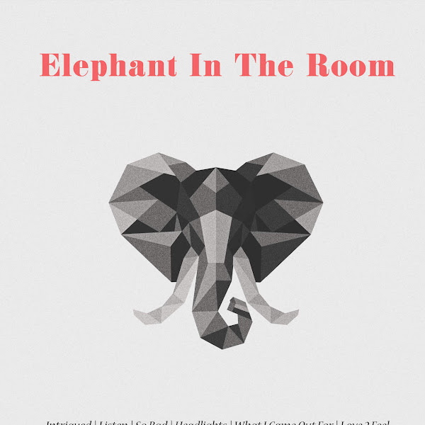 Nico & Vinz - Elephant in the Room - EP Cover