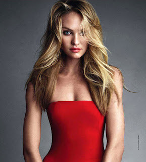 CANDICE SWANEPOEL GETS NICE AND NAUGHTY FOR VOGUE