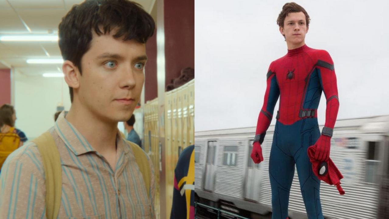 Asa Butterfield reflete sobre perder o papel de Homem-Aranha para Tom Holland