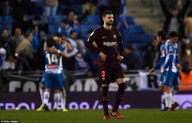 Messi lại gặp ác mộng phạt đền, Barca ôm hận đứt mạch 30 trận bất bại 2