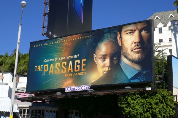 Passage series premiere billboard