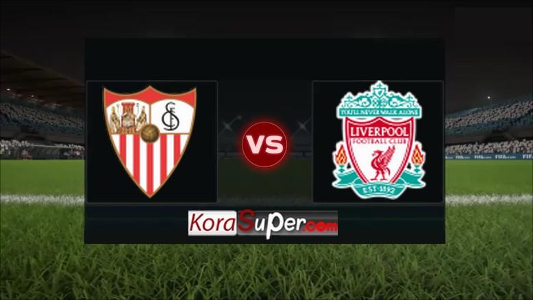 ليفربول ضد إشبيلية / liverpool vs sevilla fc 22/07/2019