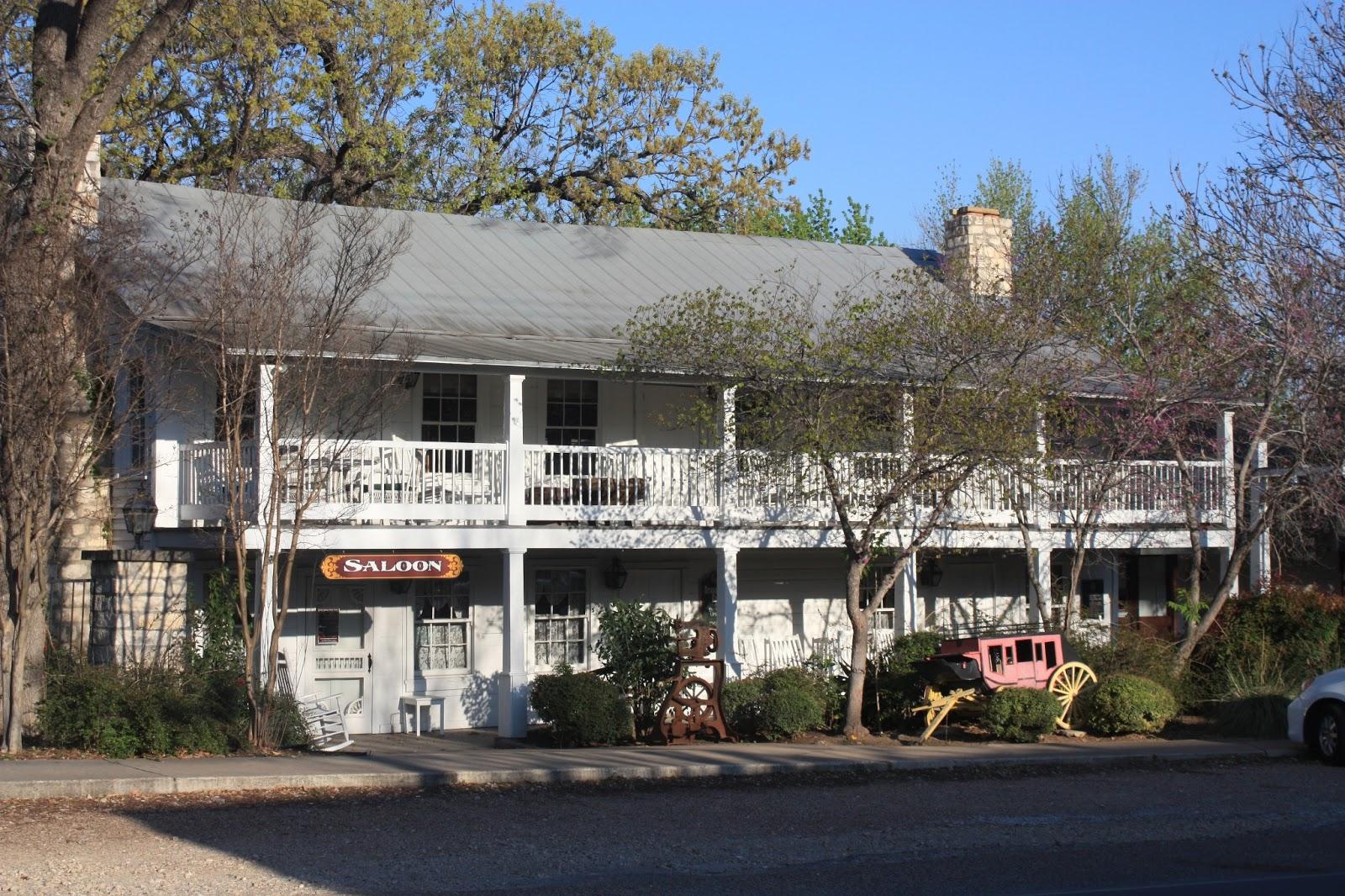 Stagecoach Inn Restaurant Salado Tx