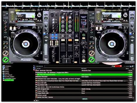 Virtual DJ v 7.4.1.482 Singel Link Download Full Version