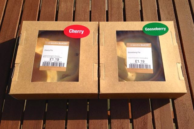 Veganoo Vegan Reviews Review Co Operative Cherry Pie