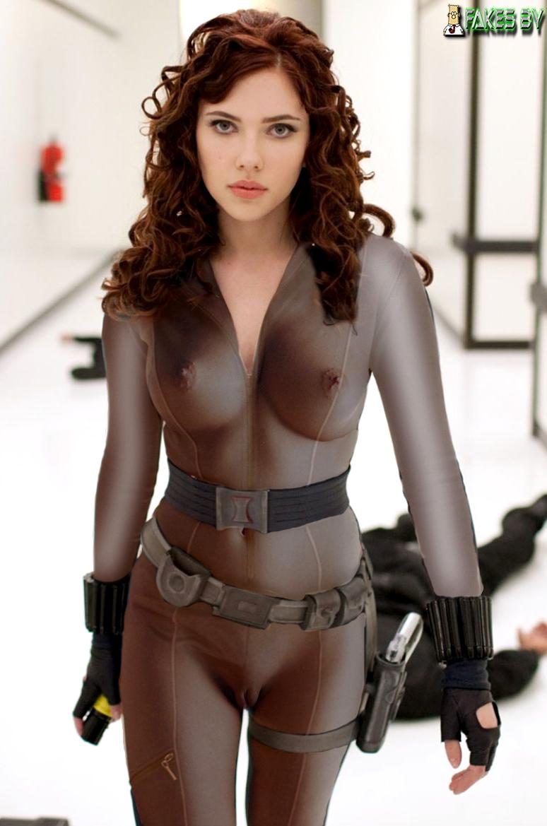 Scarlett Johansson as Black Widow Avengers, Captain America: The Winter Soldier