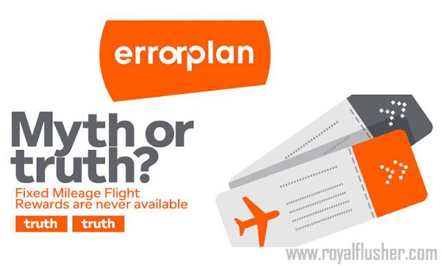 aeroplan satire errorplan fixed mileage flight rewards