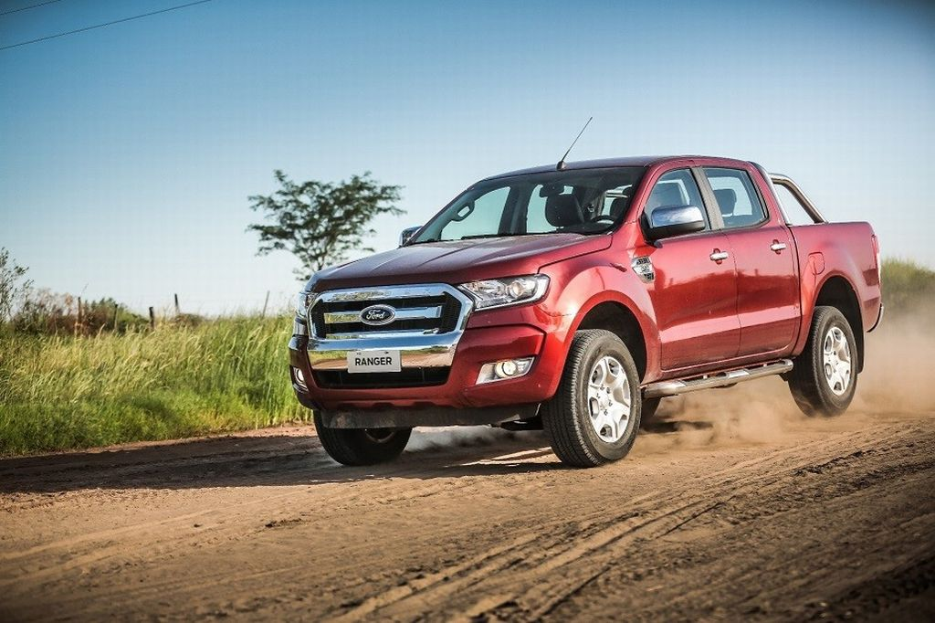 2017 Ford Ranger >> 2017 Ford Ranger Safety And Style In Brazil Auto Verde News