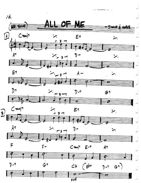 Partitura Flauta Simons Marks