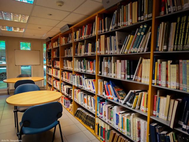 Εργαστήριο κατασκευής έργων στη Βιβλιοθήκη Άνω Τούμπας
