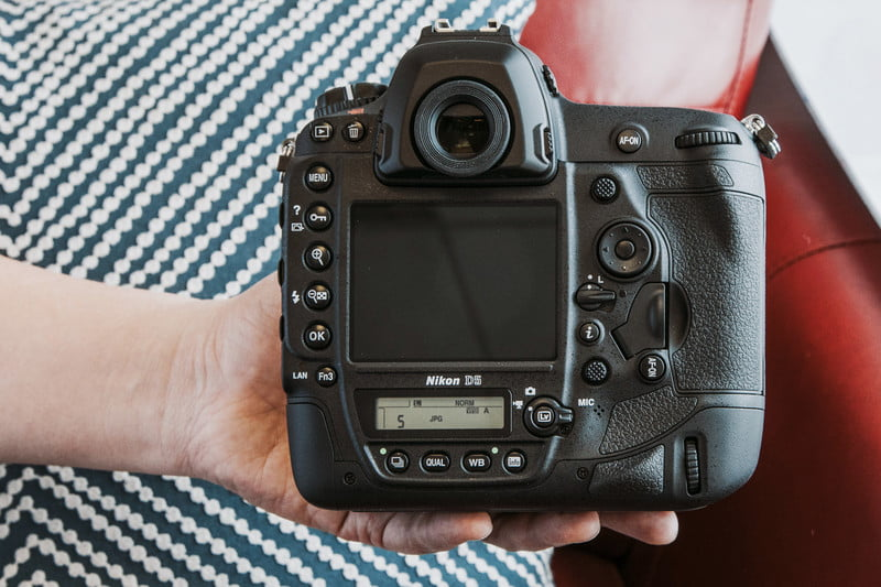 Nikon D5 Firmware Download