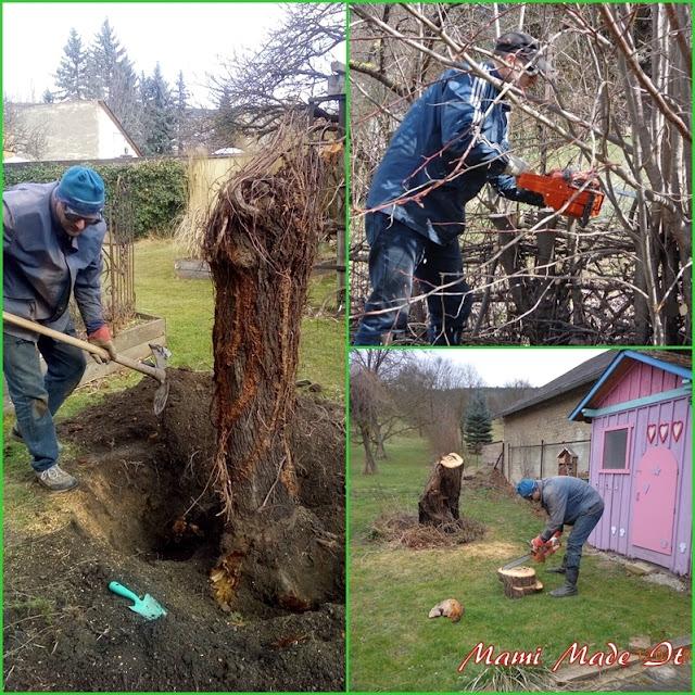 Garten ist harte Arbeit - Gardening is Hard Work
