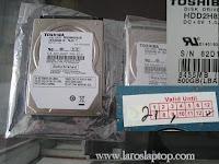 hardisk tipe toshiba 500gb