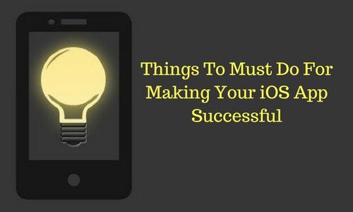 how to make an ios app