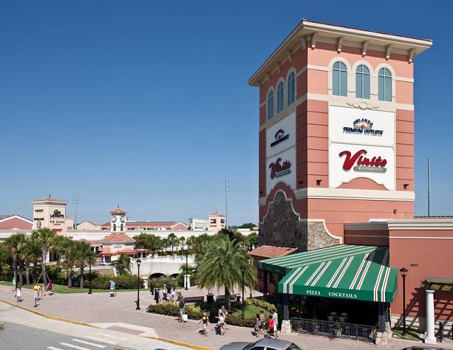 Outlet Premium en Orlando