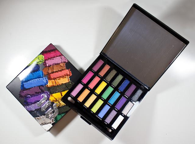 Color Corrector Quad Spectrum Palette by J.Cat Beauty #12