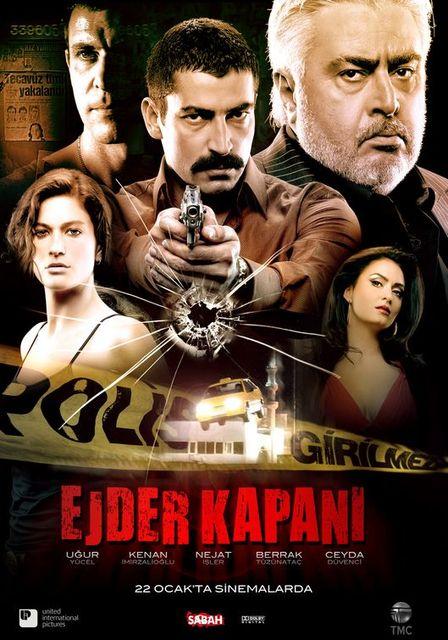 Pelicula Ejder kapani (La trampa del Dragón) online