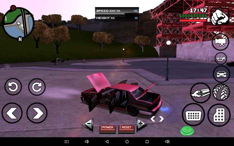 Car Control Mod Gta Sa Android