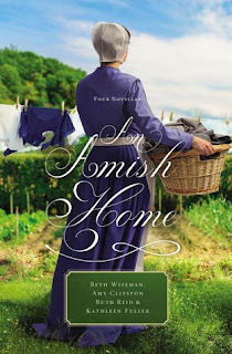 Heidi Reads... An Amish Home by Beth Wiseman, Amy Clipston, Kathleen Fuller, Ruth Reid