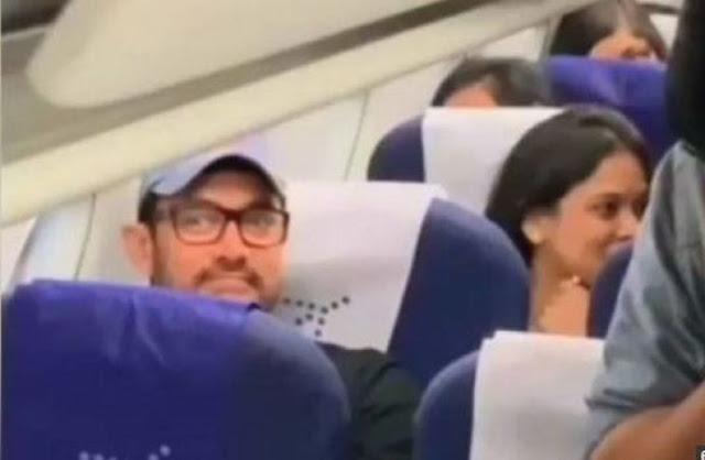 आमिर खान का ये वीडियो हो रहा वायरल, देखें क्या कर रहे हैं..