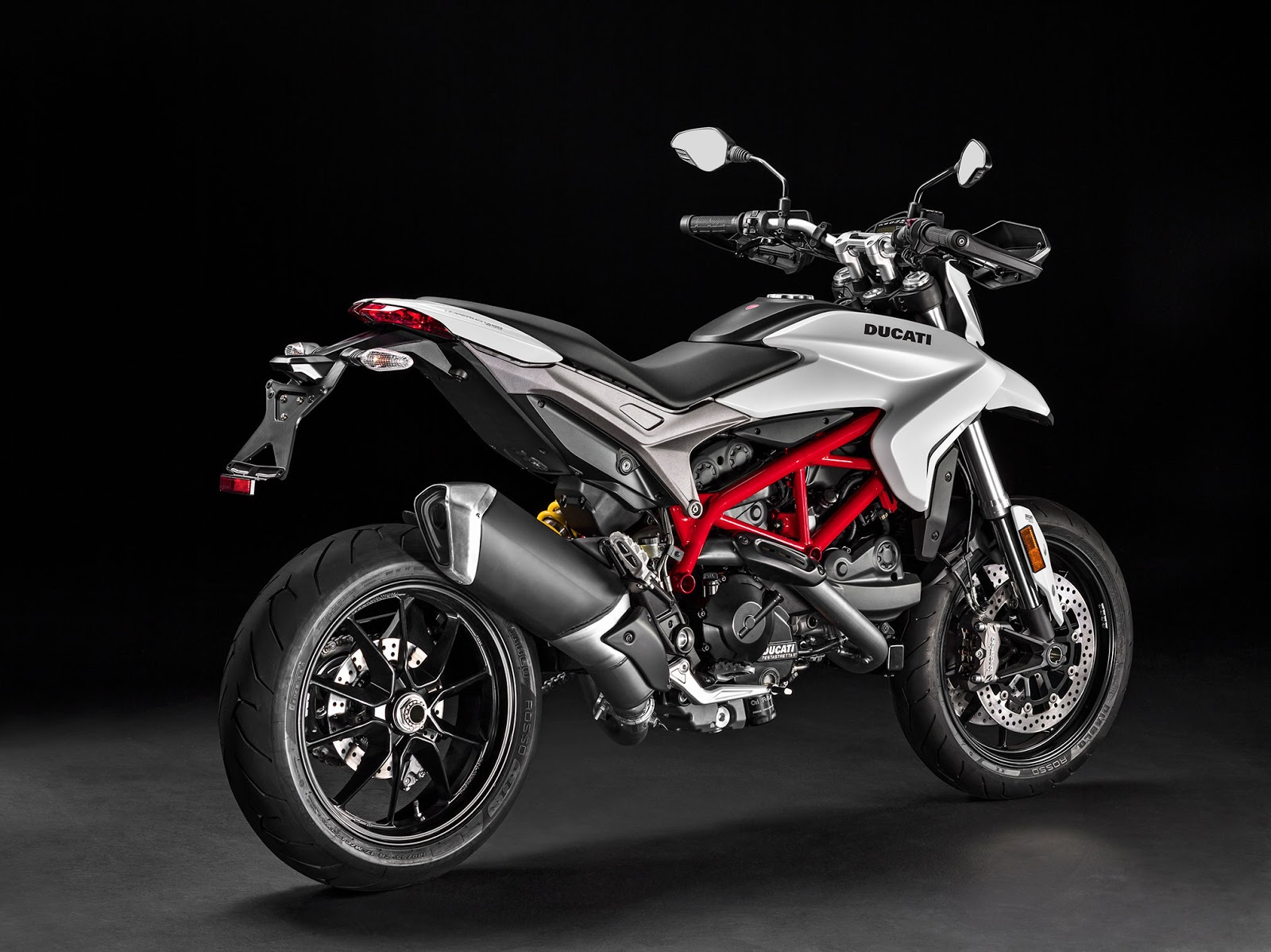 DUCATI HYPERMOTARD 2016 Repair Workshop Manual (PDF)