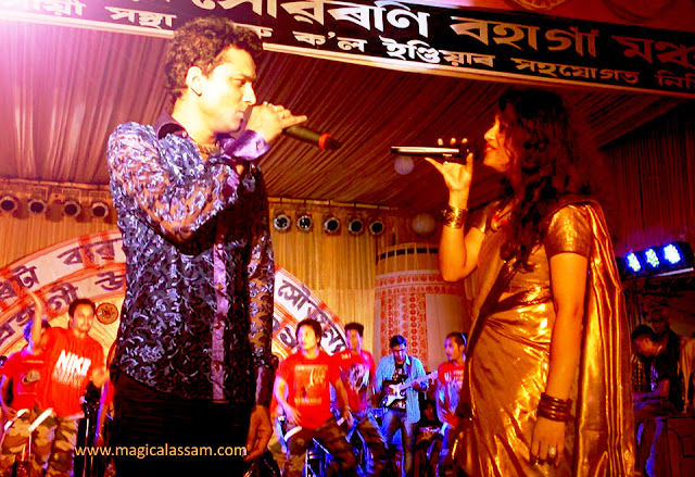zubeen_zublee_stage_performance