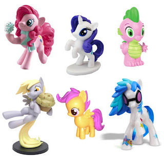 All My Little Pony Other Figures