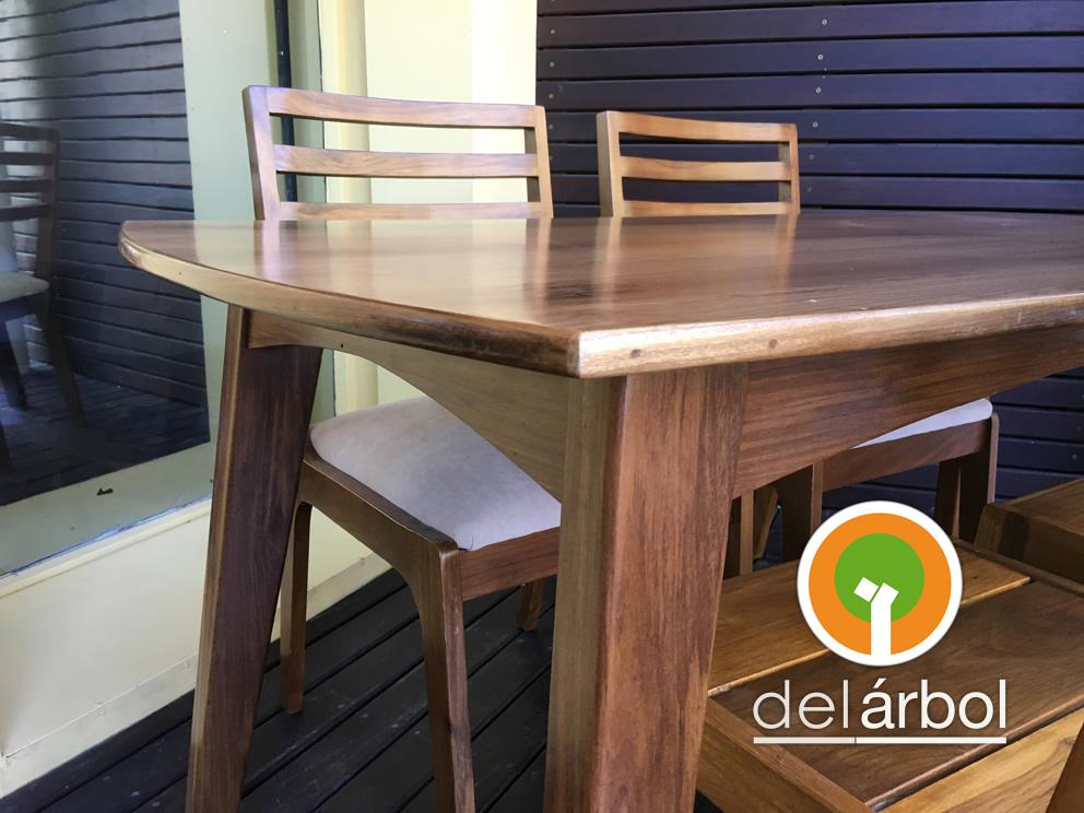 Del arbol f brica de muebles de madera mesa finland de for Fabrica de muebles de madera